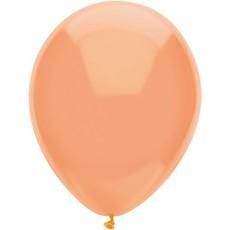 Metallic Ballonnen Peach 30cm - 10 stuks