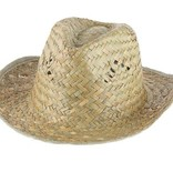 Strohoed Cowboy naturel