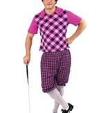 Golf verkleedkostuum man