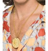 Gouden 70's ketting