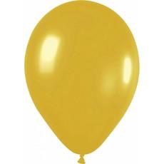 Gouden Ballonnen 30cm 100 Stuks