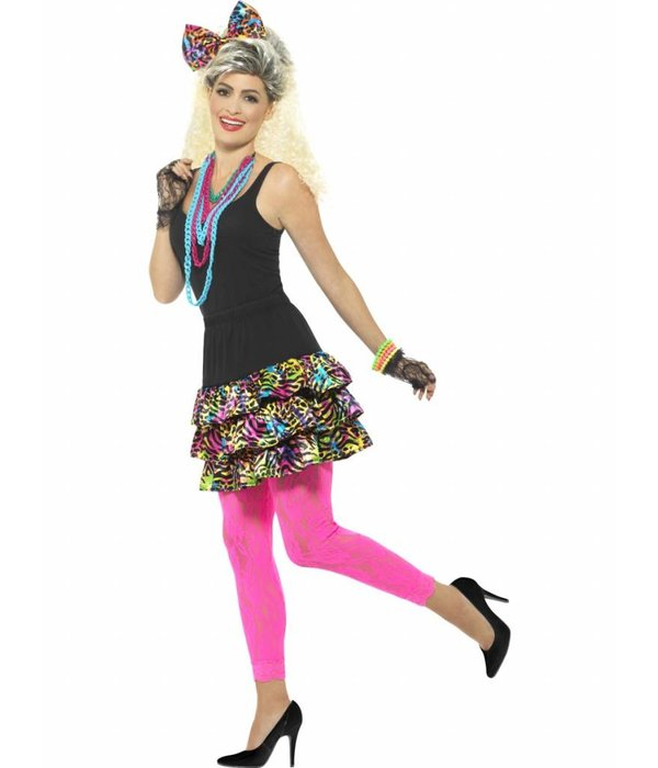 Foute Party Girl verkleedset
