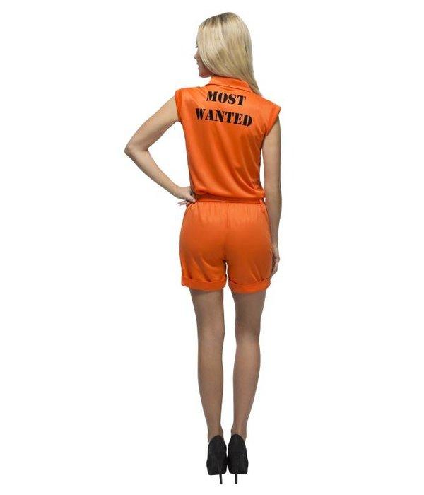Playsuit gevangene dames