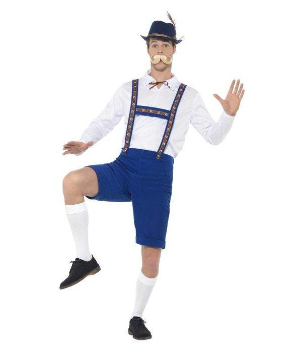 Bavarian kostuum man budget
