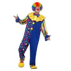Deluxe clown kostuum