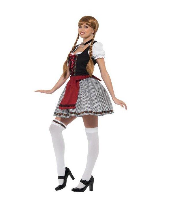 Tirolerjurk Bavarian vrouw