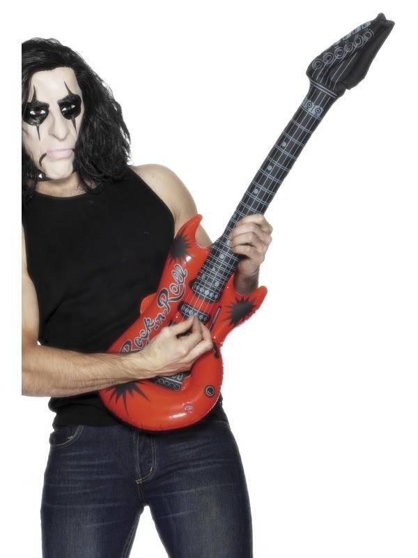 Rock gitaar opblaasbaar
