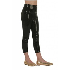 Legging pailletten zwart kind