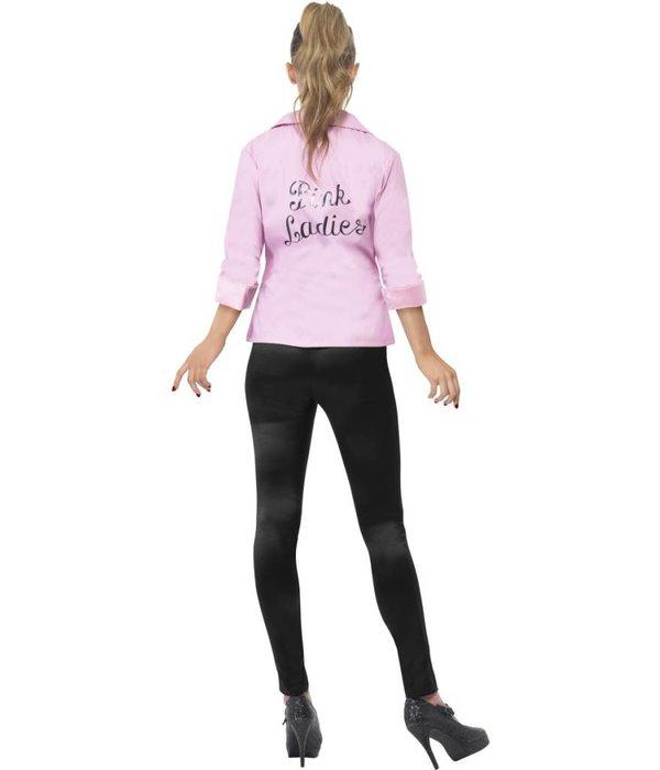 Grease Sandy jasje roze