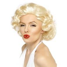 Marilyn Monroe feestpruik