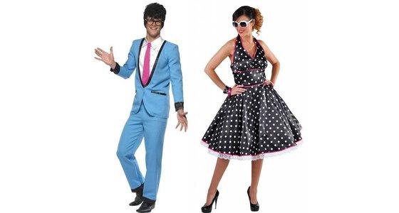 Bedwelming Nr.1 in Jaren 50 kleding; Ruim aanbod, scherpe prijzen &JH78