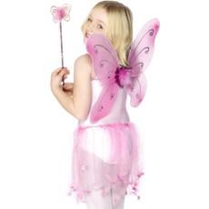Engelen set roze