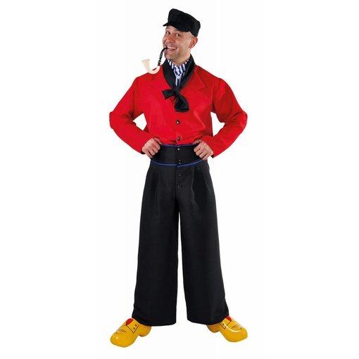 Volendammer kostuum man