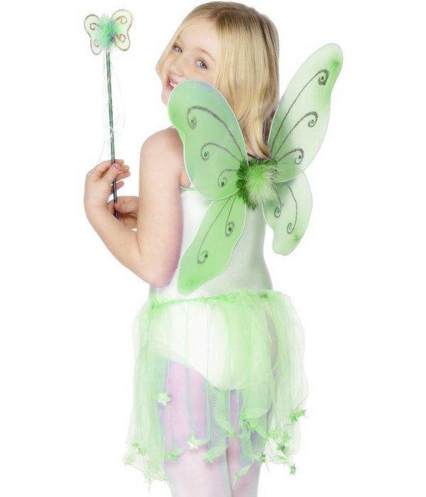Engelen set groen