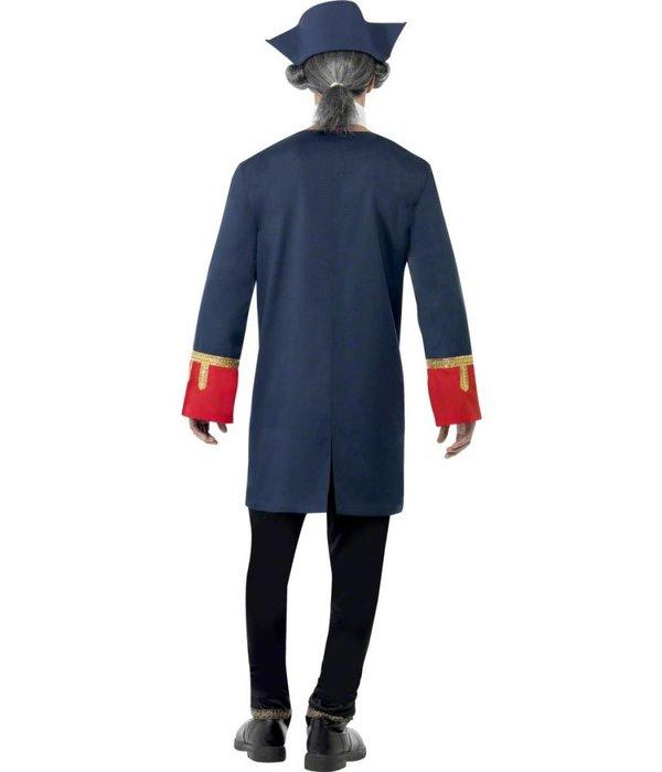 Piraten Commandant kostuum