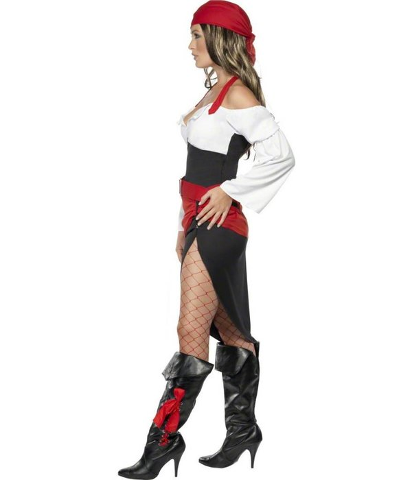 Verleidelijke Piraten kostuum