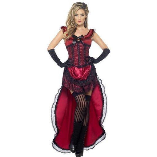 Authentieke Western Saloon dame