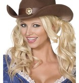 Cowgirl hoed