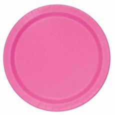 Hot Pink Borden 23cm