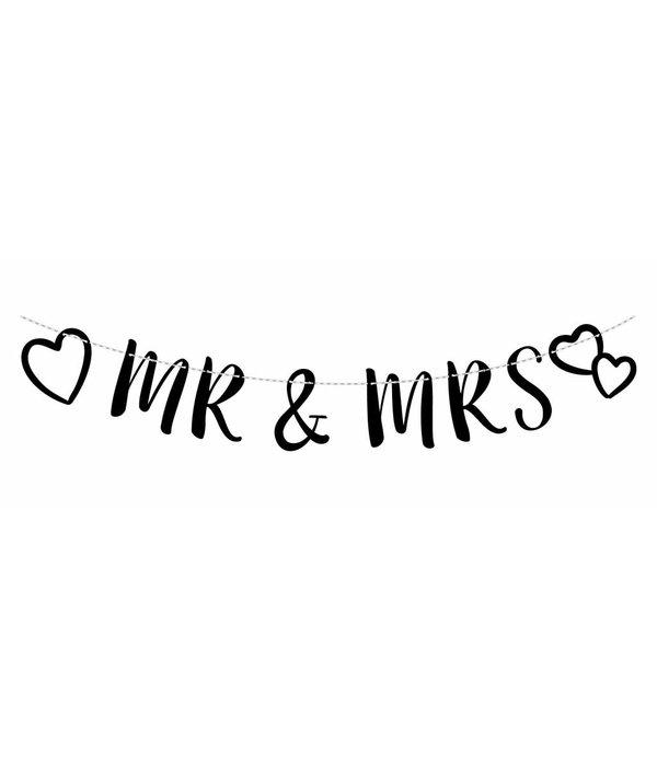 Letterslinger Mr & Mrs