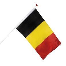 Grote Belgische vlag 150 x 90 cm