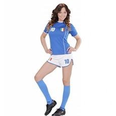 Voetbal kostuum Italie dames