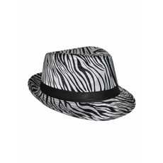 Zebra hoed Safari