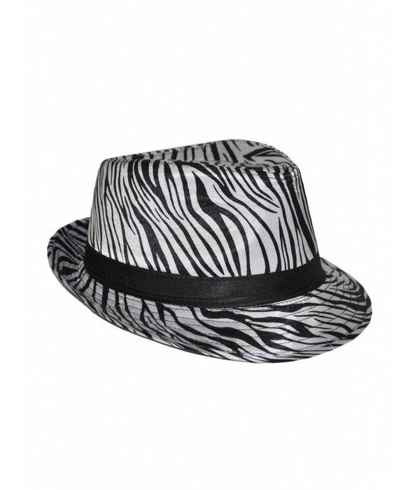 Zebra hoed Safari