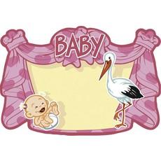 Huldeschild Baby Dochter