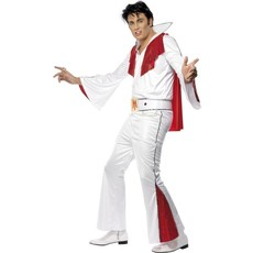 Rock 'n Roll Elvis kostuum