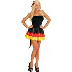 Miss Duitsland jurkje