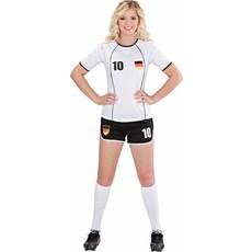 Voetbal kostuum Duitsland dames