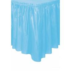 Tafelrok Lichtblauw 73x426cm
