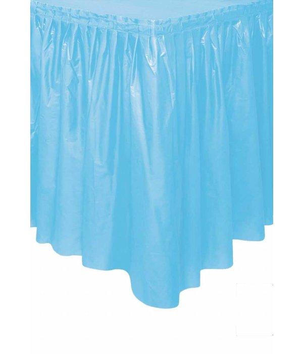 Tafelkleed Lichtblauw 73x426cm