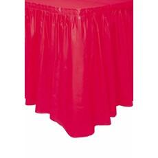 Tafelkleed Rood 73x426cm