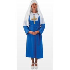 Blauwe Nonnen pak