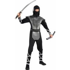 Ninja kostuum kind Howling Wolf