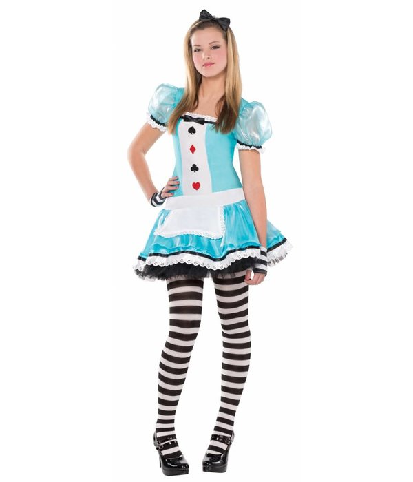 Alice in Wonderland outfit junior