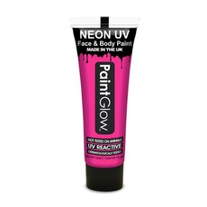 Neon Face & Body paint pink UV G.I.D 10ml