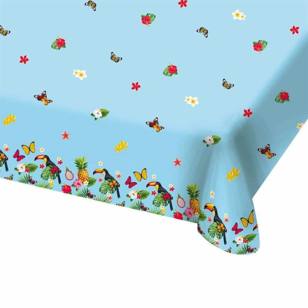 Hawaii tafelkleed toekan 130x180 cm