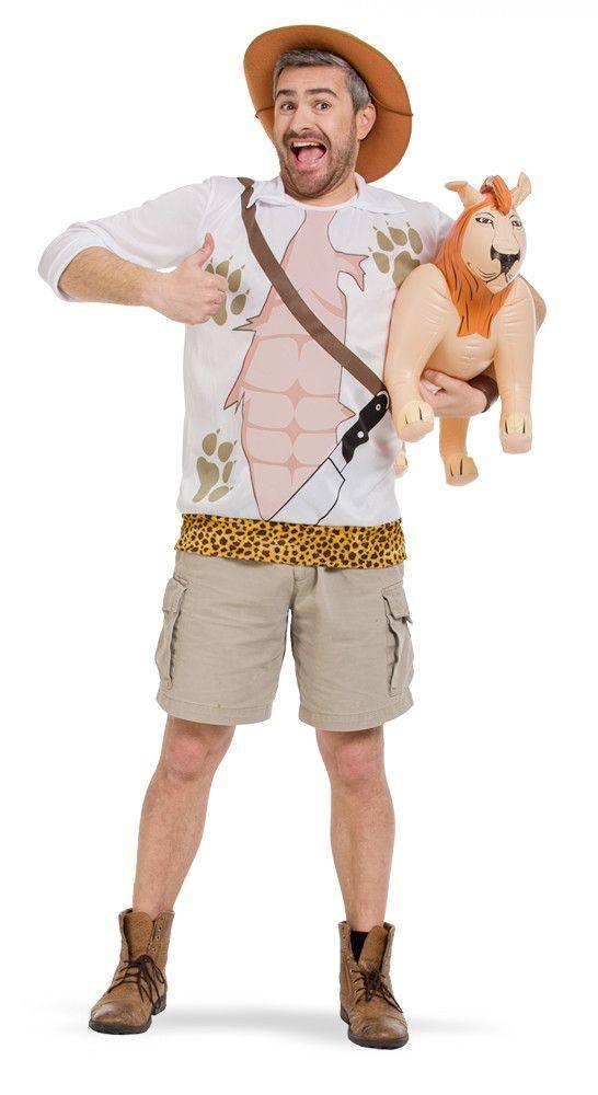 Safari Shirt Heren