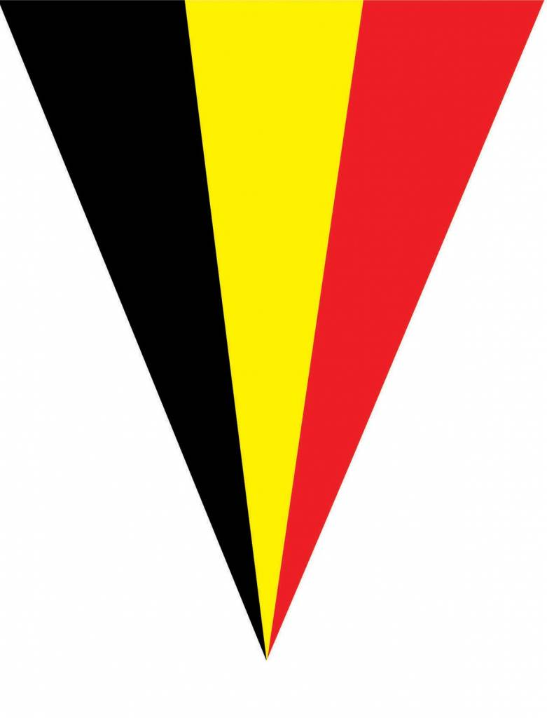 Vlaggenlijn België - 5 Meter