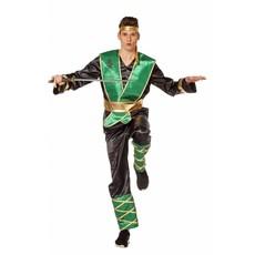 Ninja verkleedpak man