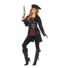 Dames piratenjas