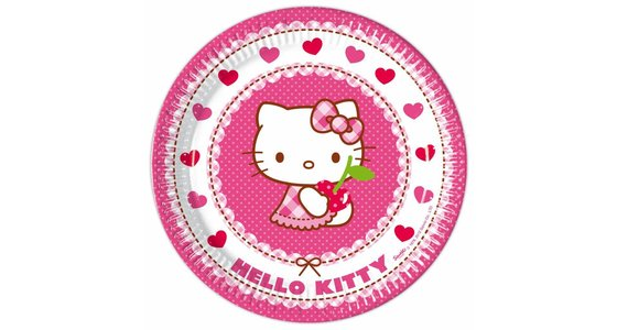 Hello Kitty versiering