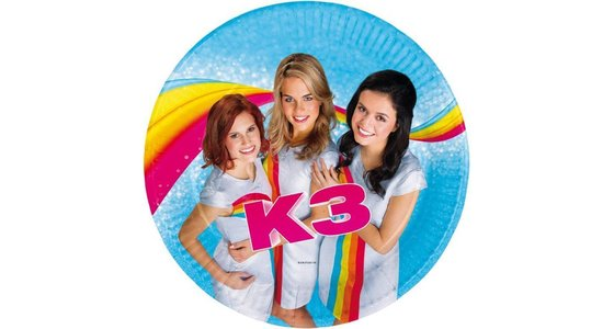 K3 versiering