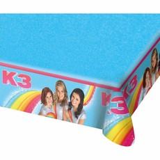 K3 Party Tafelkleed - 180 x 130cm