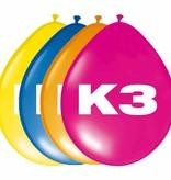 K3 Party Ballonnen - 8 stuks
