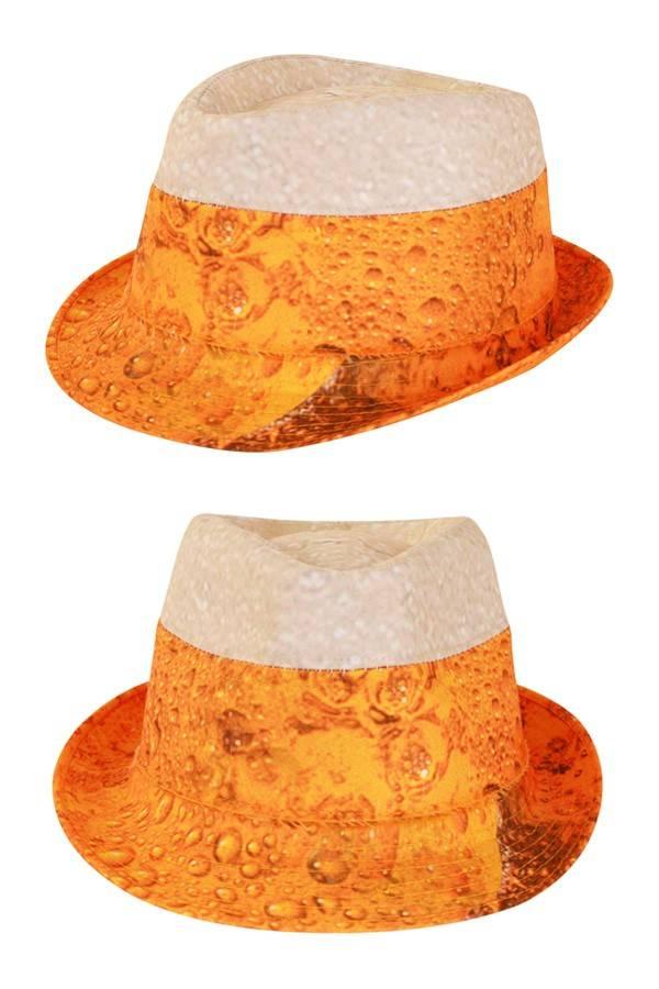Bier kojak hoed
