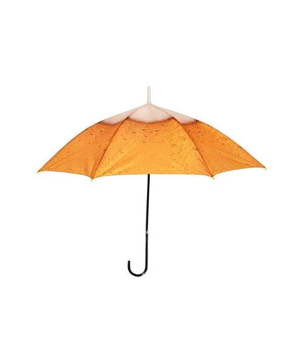 Paraplu bier print
